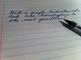 how write cursive handwriting is cursive obsolete seconds
