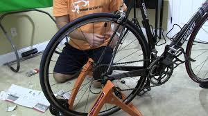 Indoor Bike Indoor Bicycle Trainer Computer Installation Tutorial Youtube