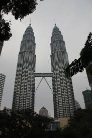 petronas tower happiness is only real when shared