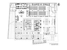 basement plan gallery of ing bank turkey hq bakirkure architects 24