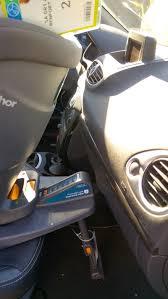 siege auto passager avant 3rs installation siège bébé clio rs concept