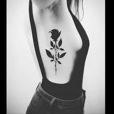 de tatuajes de rosas tatuajes de rosas negras tattoos25 com