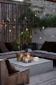Outdoor Backyard Ideas by Best 25 Small Outdoor Spaces Ideas Only On Pinterest Small