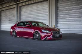 lexus gs350 f sport 2016 much low no compromises speedhunters