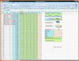 Payroll Spreadsheet Template Excel by 4 Excel Payroll Spreadsheet Securitas Paystub