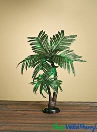 Photo Tree Centerpiece by Palm Tree Themed Party Centerpiece Led Tree Battery Operated