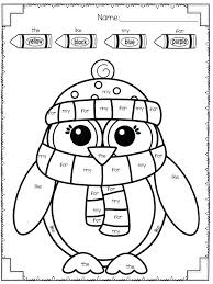 Winter Coloring Pages High Resolution Coloring First Grade Winter Coloring Pages For High