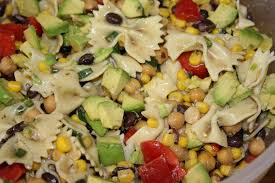 Mexican Pasta Salad Mexican Pasta Salad Recipe Fuel My Family