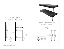 Folding Bunk Bed Plans Folding Bunk Bed 77265 Mod Rollaway Beds Shipped Within 24 Hours