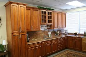 how to remove odor from wood cabinets brown stained maple wood kitchen cabinet with swing door ppanel aand