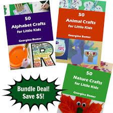 50 crafts for little kids 3 ebook deal craftulate