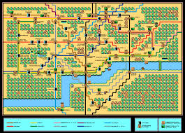 Super Mario World Map by London Underground Map Re Designed With A Super Mario Makeover
