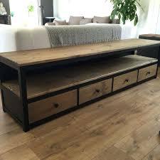meubles lambermont chambre meuble libramont meuble tv acier noir et bois 4 tiroirs meubles et