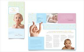 daycare brochure template 17 child care brochures free psd ai indesign vector eps