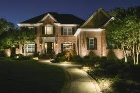 Cost Of Landscape Lighting Lighting Installing Led Landscape Lighting All About Home Design