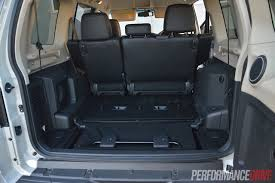mitsubishi adventure modified 2014 mitsubishi pajero exceed review performancedrive