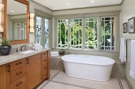 San Francisco White Bathroom Vanities Craftsman With Master Bath - Bathroom design san francisco
