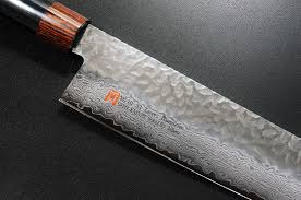 Hand Forged Japanese Kitchen Knives Amazon Com Seto Japanese Chef Knives Damascus Forged Steel From