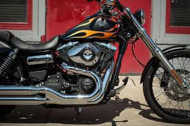 2017 harley davidson wide glide review