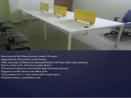 Modular Conference Table System Modular Office Workstations Hyderabad Office Chairs Conference Tab U2026