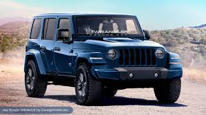 truck jeep wrangler 2018 jeep wrangler serious bring up to date on the icon carbuzz