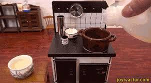 kitchen gif cooking tiny kitchen gif gif animation animated