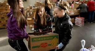 thurston county food bank working to end hunger in our community