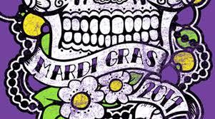mardi gras tshirt calavera skull mardi gras 2014 artbypeterpaper wasp graphics