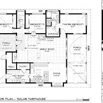 Passive House Floor Plans Four Bedroom House Floor Plan Inspirations With Images About