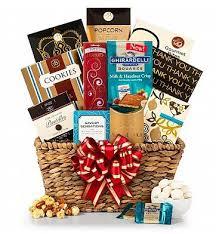 Gift Basket Com Best 25 Thank You Gift Baskets Ideas On Pinterest Thank You