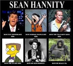 Sean Hannity Meme - sean hannity goes on wild screaming fit at palestinian guest