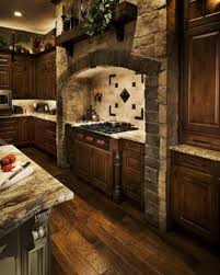 stone kitchens design home and interior
