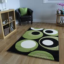 Bright Green Area Rugs Black And Green Area Rugs Interior Design