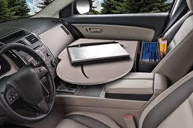 mobile laptop desk for car mobile desk laptop mounts desks truck consoles autoexec inside for