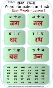 read hindi 2 letter words hindi pinterest letters words