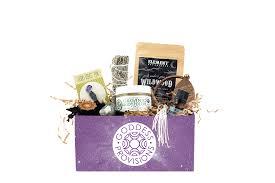 Yoga Gift Basket Goddess Provisions High Vibe Lifestyle Goods