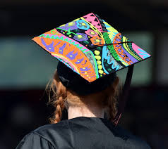 Graduation cap decoration ideas  Ashland Daily