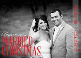 newlywed cards two hearts weddings newlyweds and christmas cards