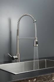 professional kitchen faucets home wonderful commercial kitchen faucets danze d455158ss parma