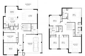 5 bedroom 1 story house plans 5 bedroom house plans 2 story house floor plans