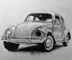 volkswagen bug drawing volkswagen beetle by stylo i on deviantart