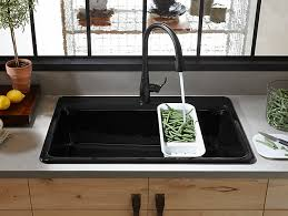 Kitchen Sink Top by K 5871 1a2 Riverby Top Mount Kitchen Sink With Accessories Kohler