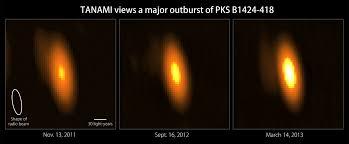 gms fermi helps link a cosmic neutrino to a blazar outburst