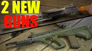 pubg aug new guns update aug a3 dp 28 pubg youtube