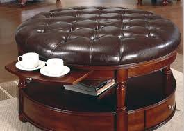 Coffee Table With Storage Ottomans Underneath Coffee Tables Awesome Round Coffee Table With Storage Living