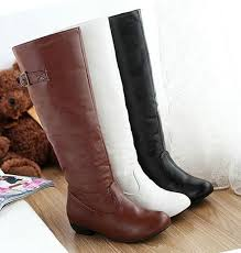 free shipping plus size knee length boots cheap for