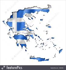 Greek Flag Background Flags Greek Flag Map Stock Illustration I4083185 At Featurepics