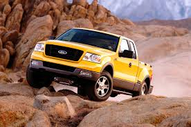 2004 Truck Of The Year Winner 2004 Ford F 150 Motor Trend