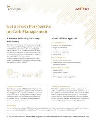 bny mellon and hazeltree launch treasury and cash management solution