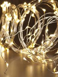 buy cascade of 10 x 2m wire with 200 led warm white from seasons